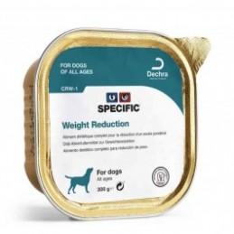 SPECIFIC CRW Dog Weight...