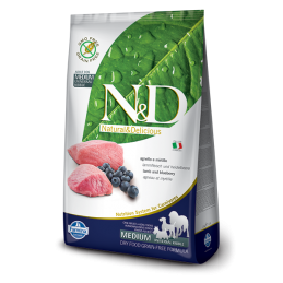 N&D DOG BLUEBERRY Adult Medium
