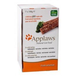 Applaws CAT Pate  7x100g