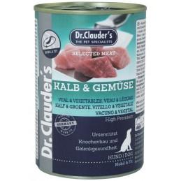 DR. CLAUDER'S DOG VEAL &...