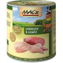 MACs Dog Kaninchen & Gemuse