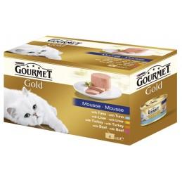 GOURMET GOLD pastētes...