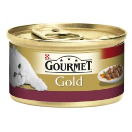 GOURMET GOLD gaļas gabaliņi...
