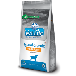 VET LIFE DOG HYPOALLERGENIC...