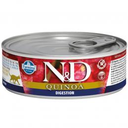 N&D CAT QUINOA DIGESTION 80g
