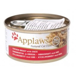 Applaws CAT Chicken & Duck 70g