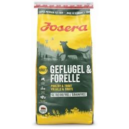 JOSERA DOG GEFLUGEL & FORELLE