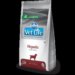 VET LIFE DOG HEPATIC