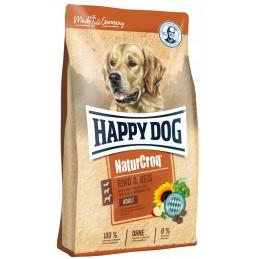 HAPPY DOG NaturCroq Rind &...