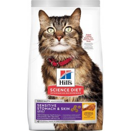 Hills SP Feline Sensitive...