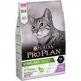 PRO PLAN STERILISED Cat Turkey