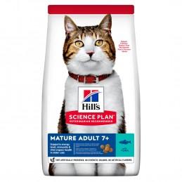 Hills SP Feline Mature 7+ TUNA