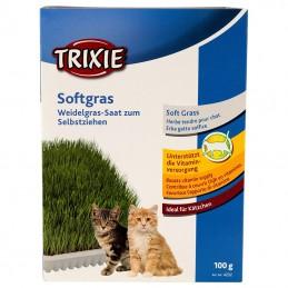 Trixie Soft Grass kaķiem 100g