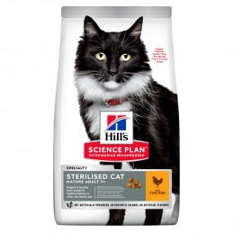 Hills SP Feline Sterilised...