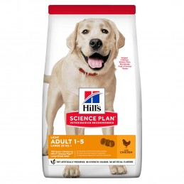 Hills SP Canine Large Breed...