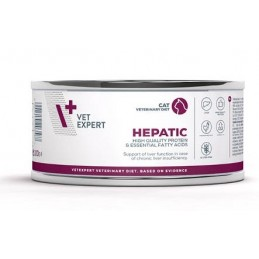 4T VD CAT HEPATIC 100g