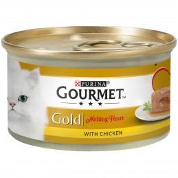 GOURMET GOLD MELTING HEART...