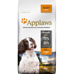 APPLAWS DOG chicken small