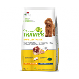 NATURAL TRAINER SMALL&TOY...