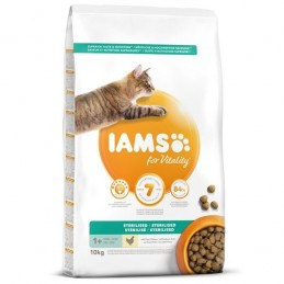 IAMS CAT ADULT STERILISED...