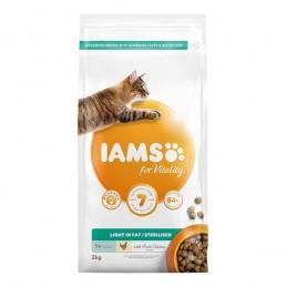 IAMS CAT ADULT WEIGHT...