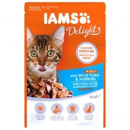 IAMS CAT DELIGHT JELLY...