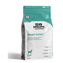 SPECIFIC CRD-2 Dog Weight...