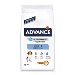 ADVANCE DOG MEDIUM LIGHT