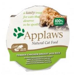 Applaws CAT gaļa buljonā 60g